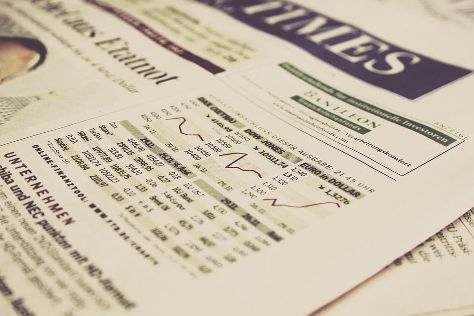 graf akcií
