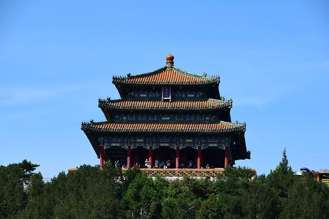 chrám na kopci