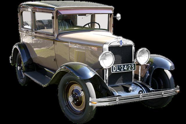 Znáte historii automobilu a motocyklu?