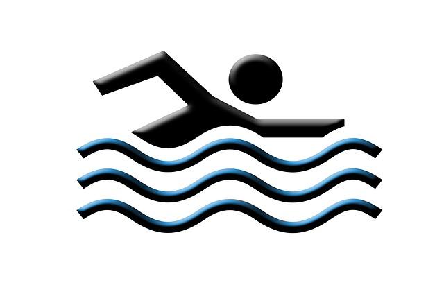 znak plavce