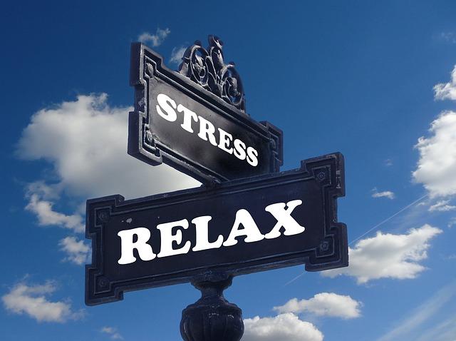 Ukazatel stres, Relax
